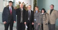 17.децембар 2012.године Делегација Одбора за дијаспору и Србе у региону у Влади СР Немачке