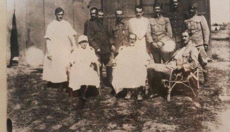 Hospital in Dragomanci
