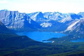 Планина у Канади посвећена војводи Путнику