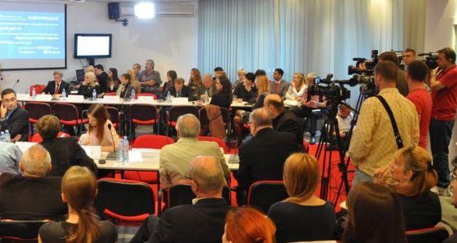 Конференција медија дијаспоре, 2013. године