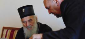 Делегација словачких Срба код патријарха Иринеја