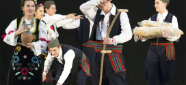 У Бечу одржана 21. Европска смотра српског фолклора