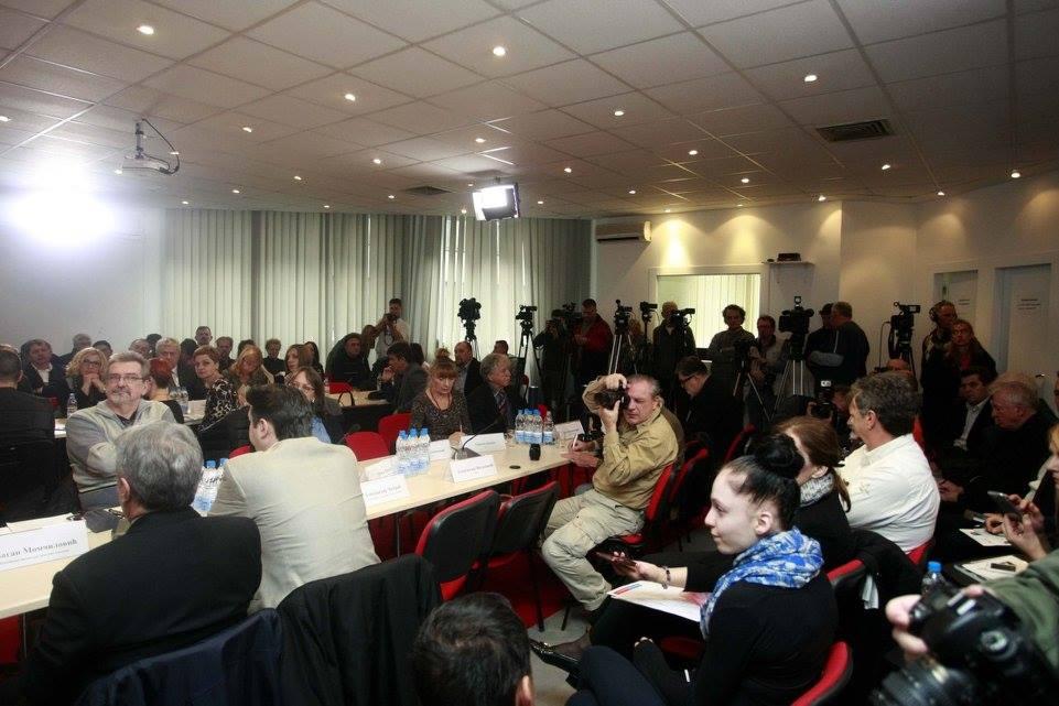 VI конференција новинара и медија дијаспоре