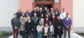 Fotografija - Služena sveta liturgija u Albaniji
